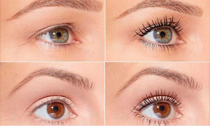 Perfect eyebrow shapes for a square face - inebra
