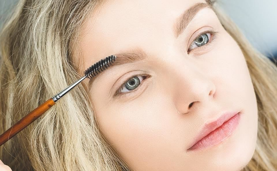 eyebrow gel for blonde haire