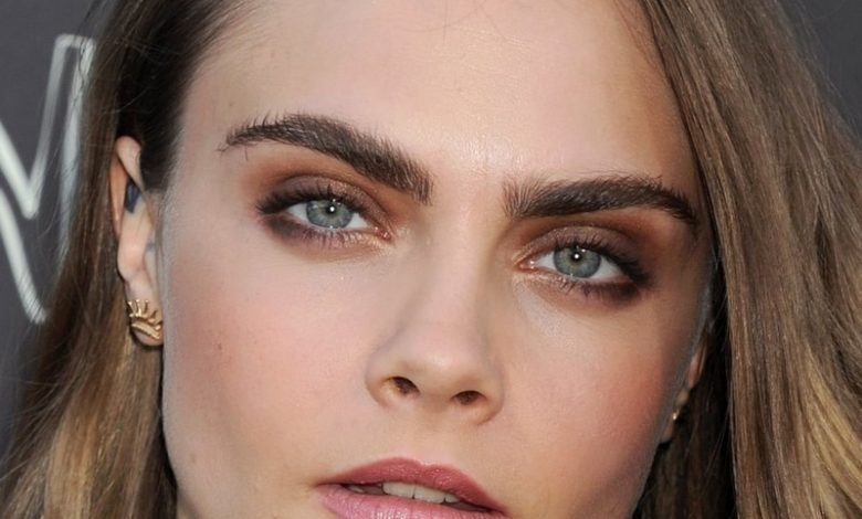 Photo of Eyebrows: Cara Delevingne's Brow Secret