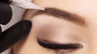 A full treatment of the eyebrow tattoo and its healing process