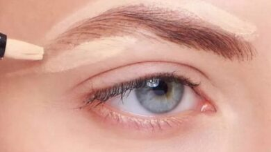 All about Eyebrow concealer types and features, methods of application