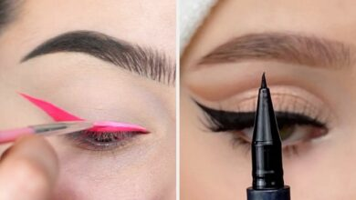Can eyebrow pencil be used as eyeliner