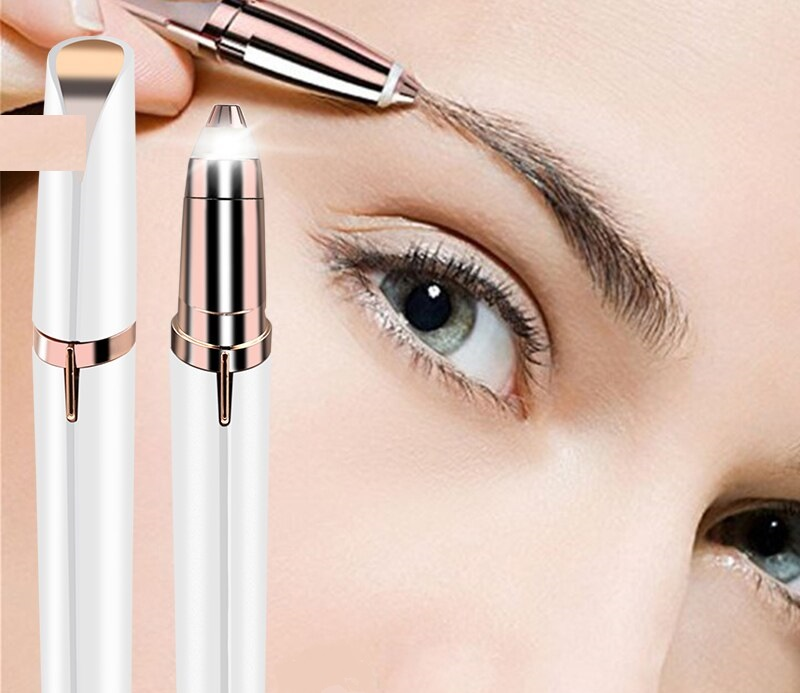 How to choose and use a trimmer for eyebrows?